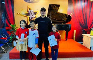 Tìm hiểu địa chỉ học piano uy tín ở Hà Nội